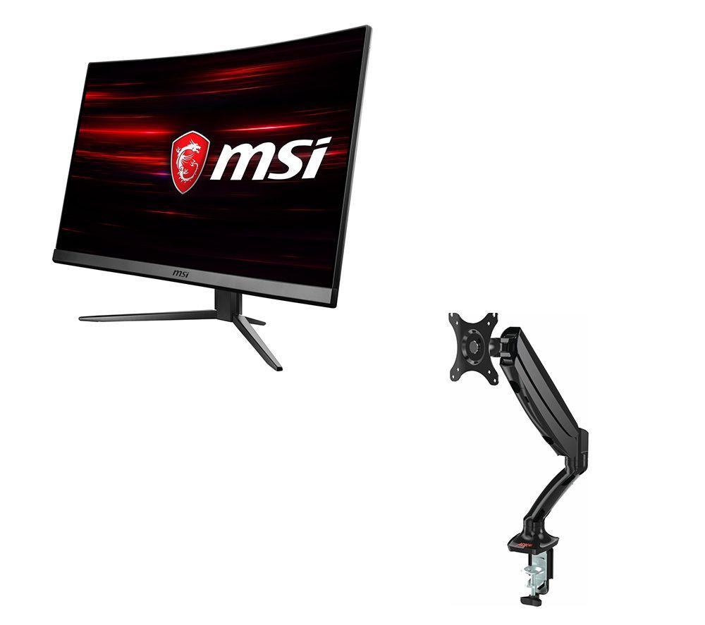 MSI Optix MAG241C Full HD 23 6