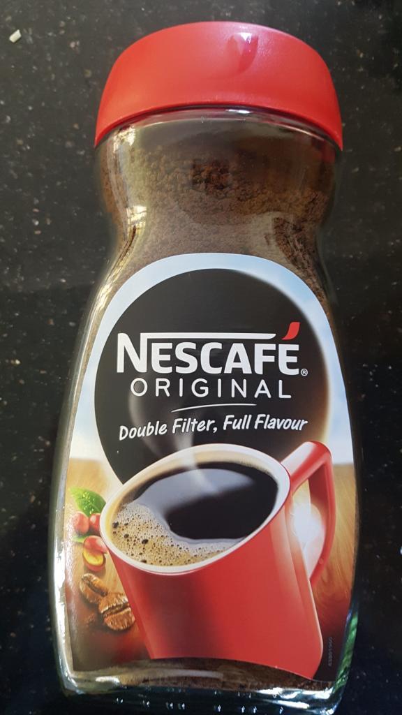 Nescafe Original Instant Coffee 300g 2 For 9 Farmfoods