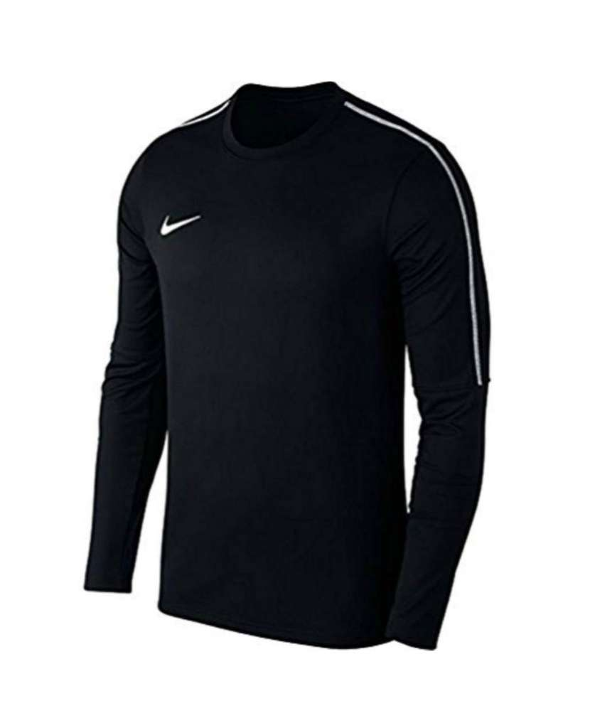 386c7708d3151 Nike Men Dry Park 18 Drill Crew Long Sleeve Top £7.50 @ Amazon (non ...