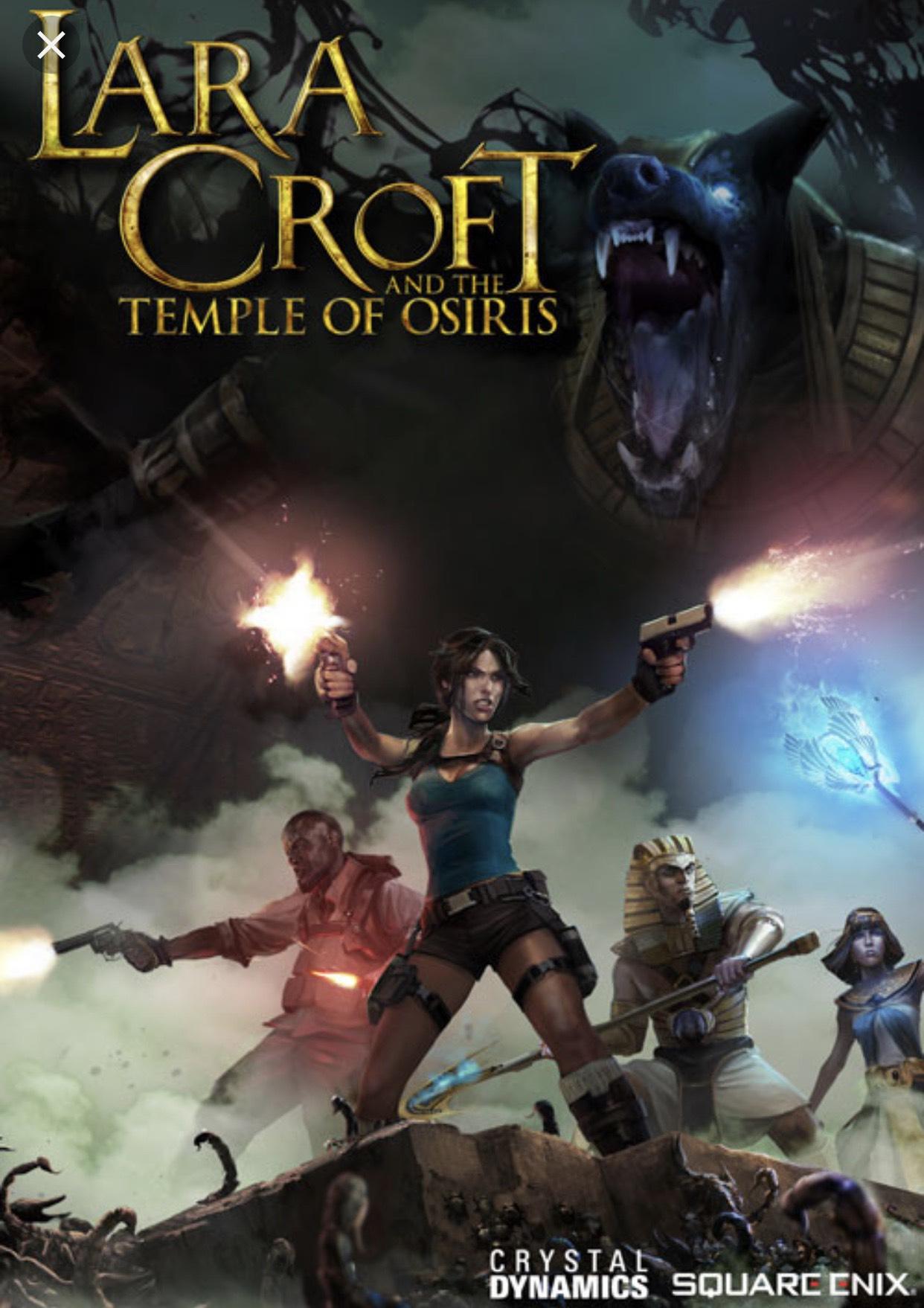 Lara Croft and the Temple of Osiris (Xbox one) £2 24