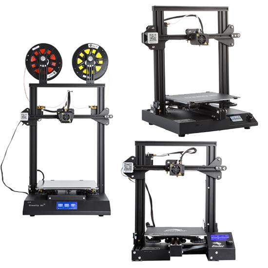 3D Printer Sale - Creality Ender-3 Pro 3D Printer £199 / Creality CR