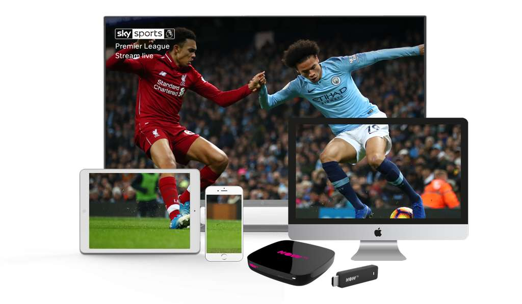 NOW TV Sky Sports Mobile Month Pass £5 99 a month! June Only