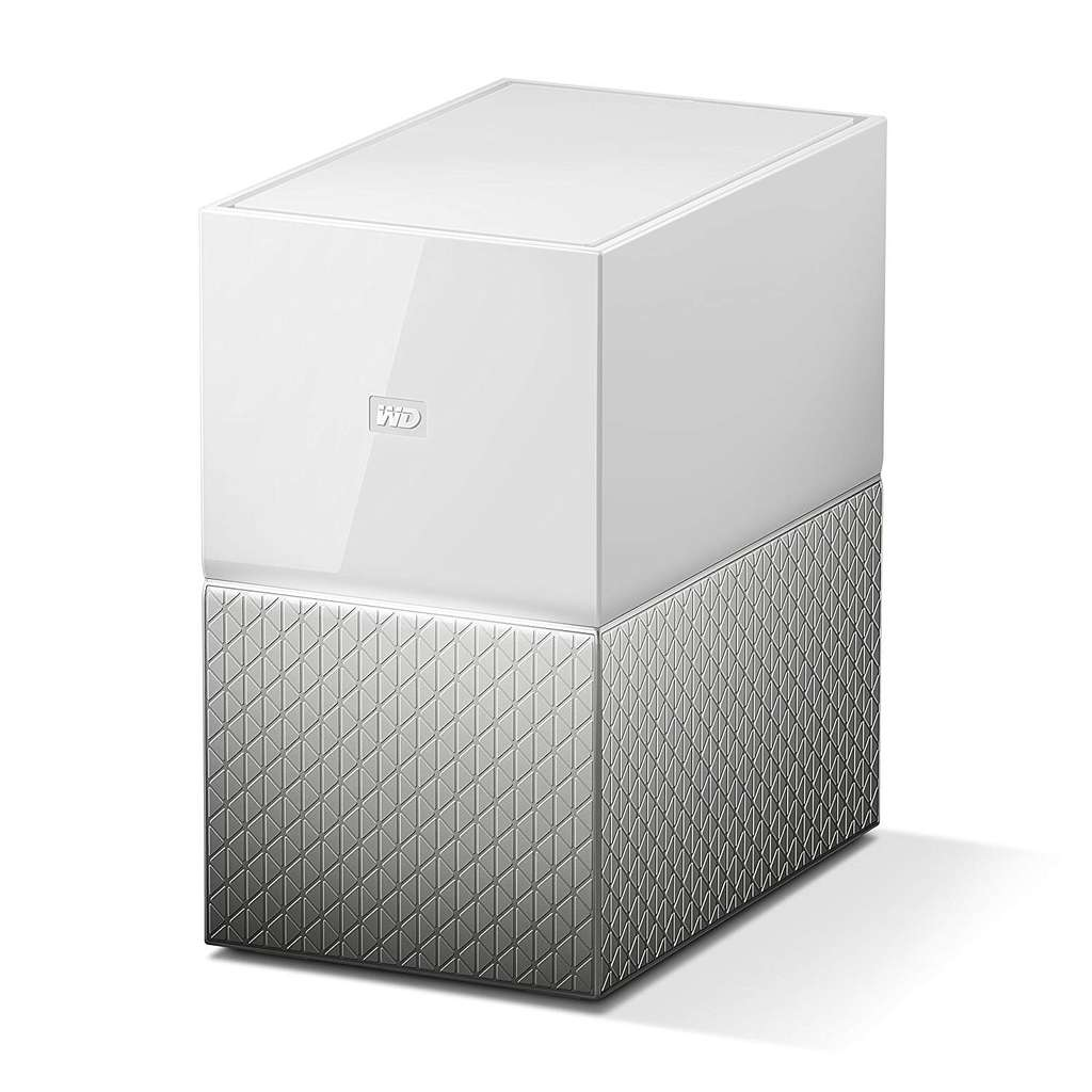 WD 8 TB My Cloud Home Duo Personal Cloud (WD Red Hard Drives