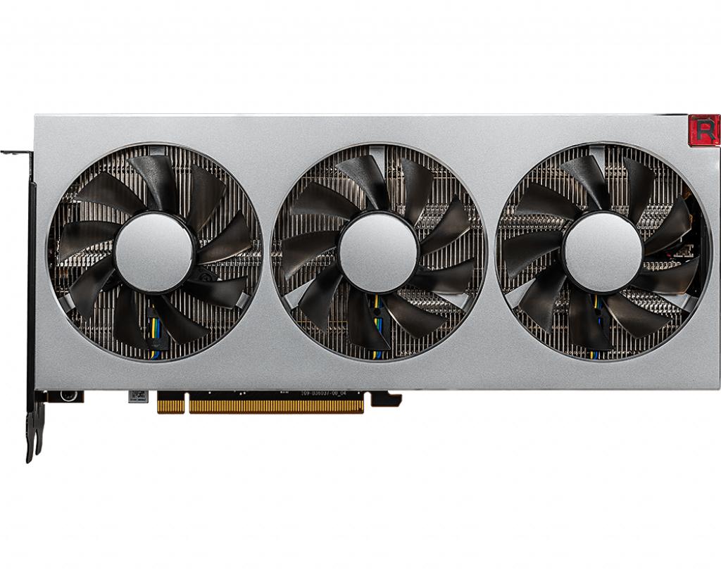 MSI AMD Radeon VII 16GB HBM2 Vega2 Graphics Card £605 47 at