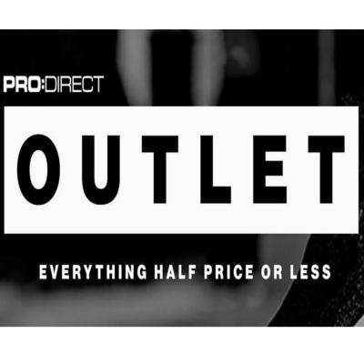 d5da96cc109de Half-price or less on all items at the outlet store @ Pro Direct Running  (Plus an extra 10% with code