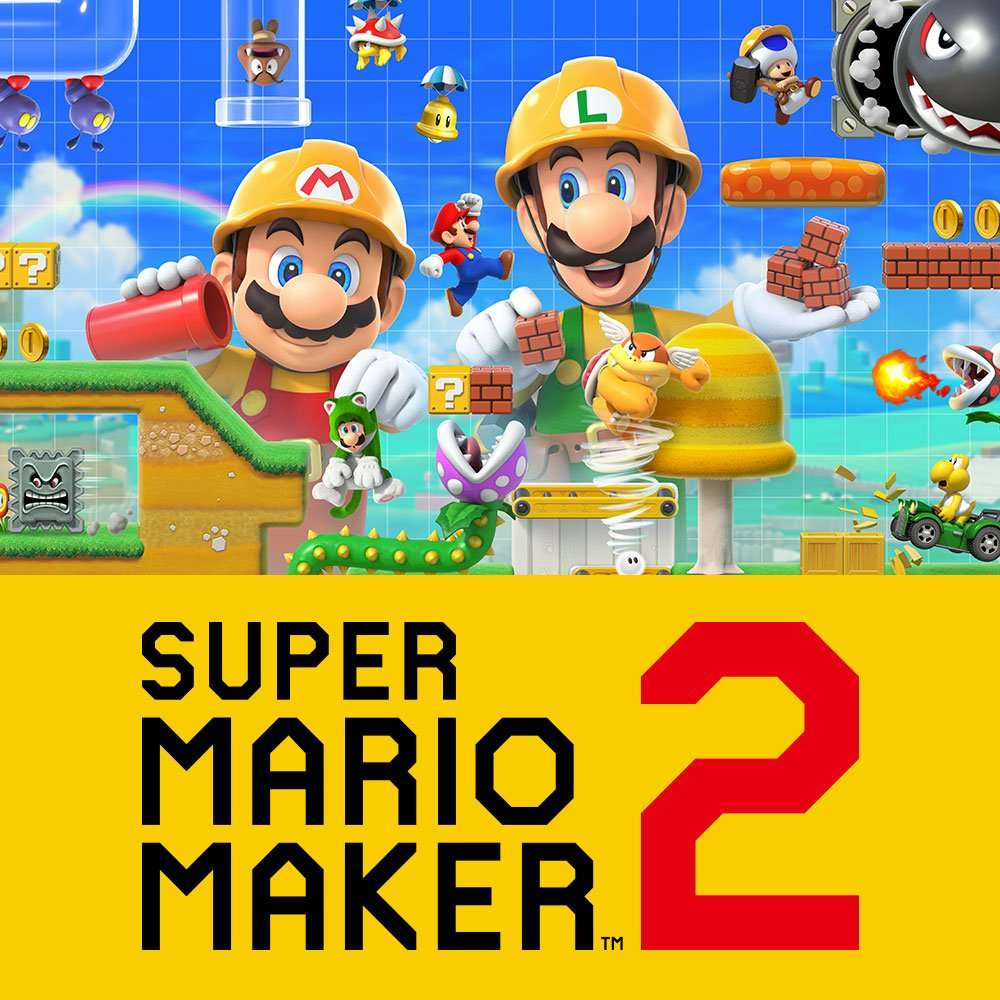 10 Off Nintendo Switch Super Mario Maker 2 £29 99 (or) Super