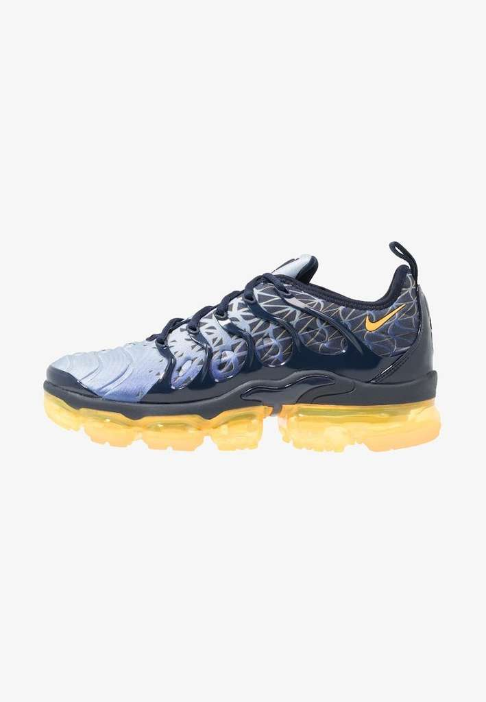 new products 17b96 a860f Nike Air Vapormax Plus Obsidian Storm/Orange - £83.49 with ...