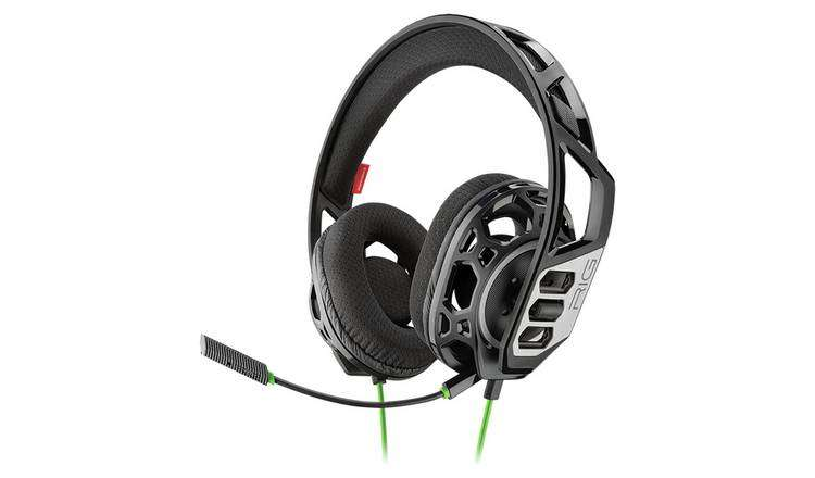 d1362277a6a Plantronics RIG 300HX Xbox One Headset -Grey £19.99 @ Argos - hotukdeals