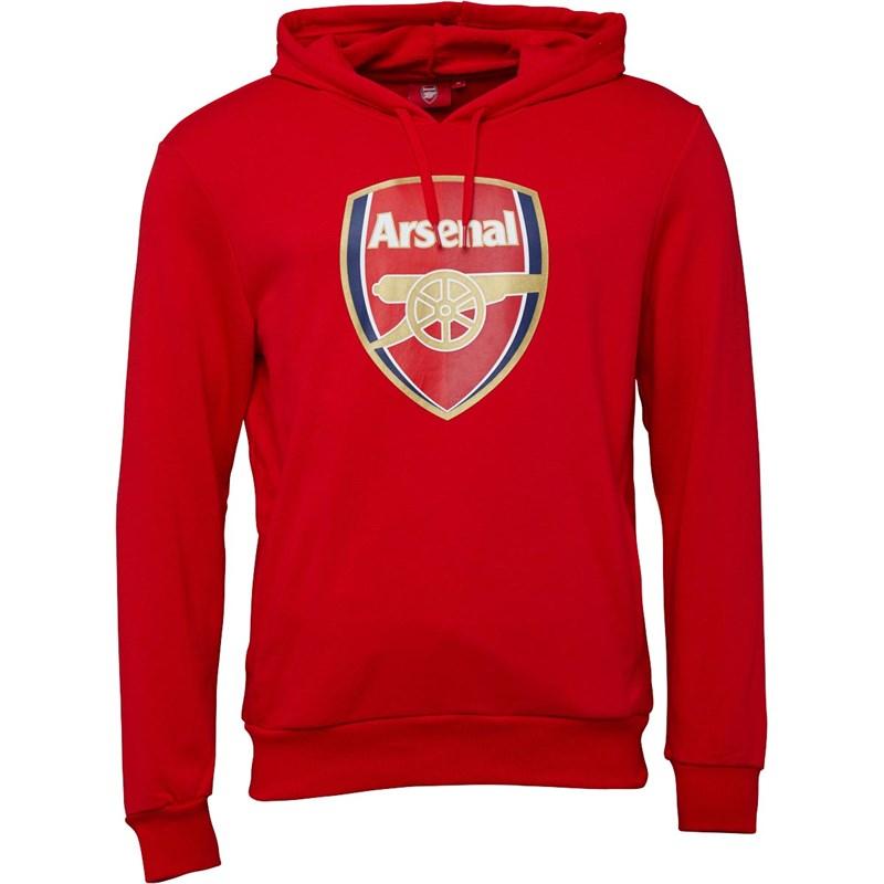 a19c25108 Puma Mens AFC Arsenal Royal Crest Hoodie now £14.98 delivered at M&M Direct  - hotukdeals