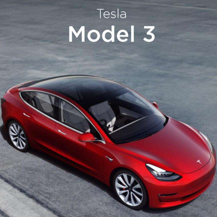 Tesla Model 3 standard edition price now reduced from £ ...
