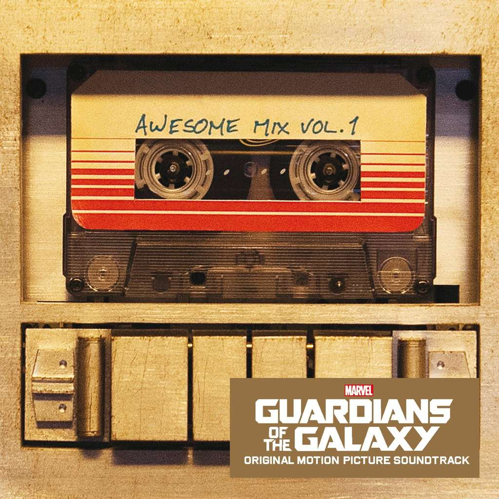 CD] Guardians of the Galaxy: Awesome Mix Vol  1 (Plus Free MP3