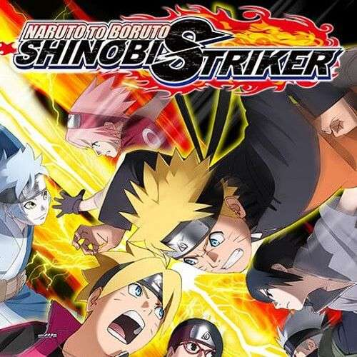 NARUTO TO BORUTO: SHINOBI STRIKER (Steam PC) Free To Play 24