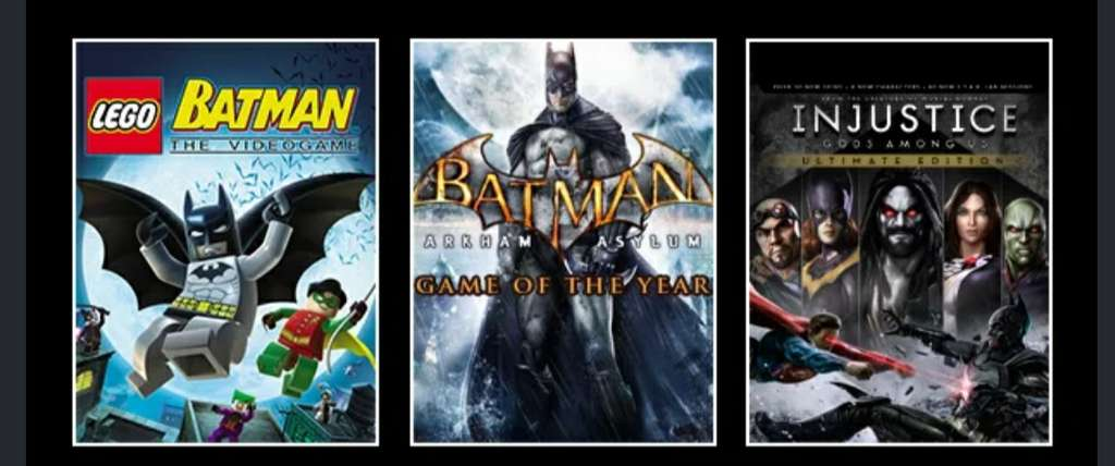 Superheroes Bundle (3 Games) PC {Steam Key} for £2 63 With Code