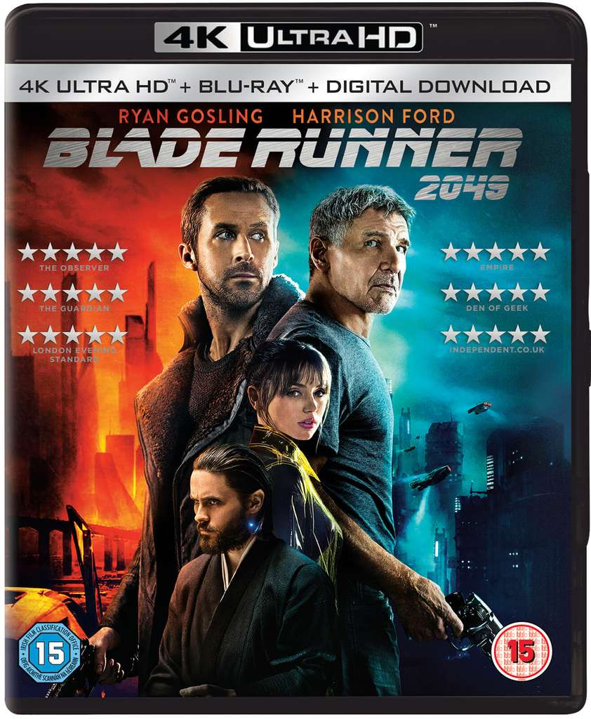 10 4K Films + Blu-Rays For £9 99 Each (+ £2 99 NP) @ Amazon, Blade