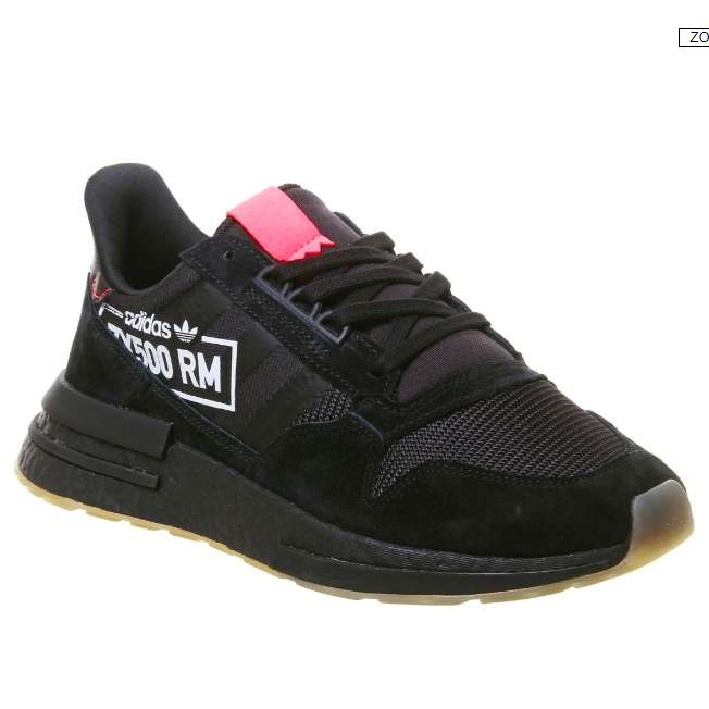 best loved aae44 b36e8 adidas Zx500 Rm Trainers now £50 @ Offspring (Free C&C ...