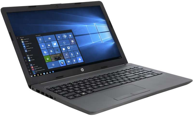 HP 250 G7 Laptop, Intel Core i5-8265U 1 6GHz, 8GB DDR4, 256GB SSD