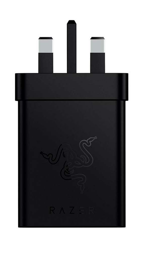 Genuine 24W Razer Charger QC4+ (Charges Nintendo Switch