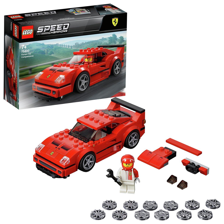 Big discounts on Lego @ Argos - e g LEGO Speed Champions
