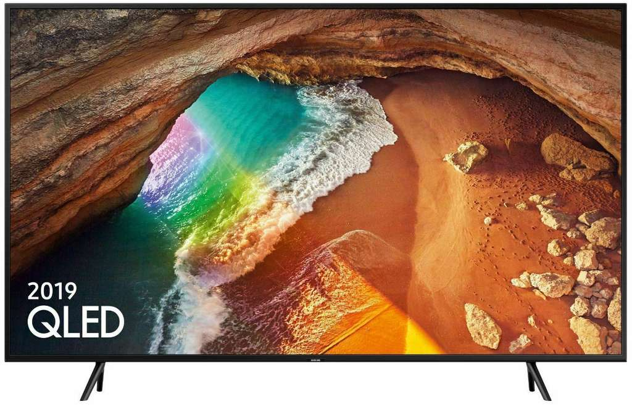 Samsung 55 Inch QLED QE55Q60RA 4K UHD HDR Smart TV £786 60