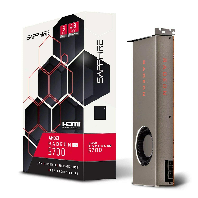Sapphire Radeon RX 5700 8GB Graphics Card, £312 31 at CCL