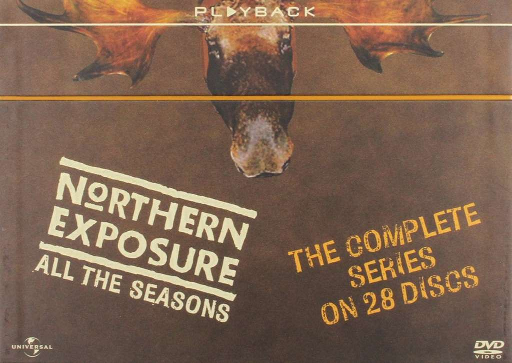 Northern Exposure: The Complete Series (28 Disc Box Set) DVD