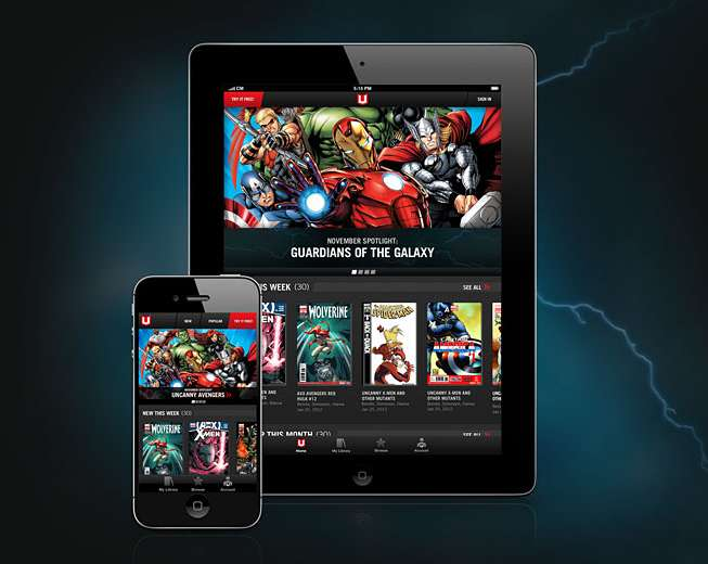 Marvel Unlimited: 2 Month Free