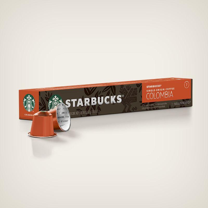 Starbucks Nespresso Capsules All 250 Per Pack Of 10 At