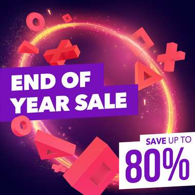 102° - EOY Sale at PlayStation PSN Indonesia - Far Cry 4 £4.60 The Order £3.74 Watch Dogs 2 £4.60 The Division £4.60 The Evil Within £4.39 + MORE