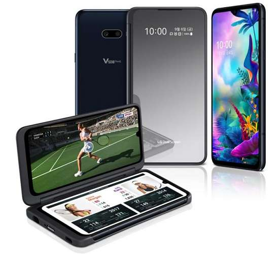 129° - LG V50S ThinQ 5G (V510N) 256GB 8GB Ram Sim Free  Unlocked - WONDA MOBILE - £607