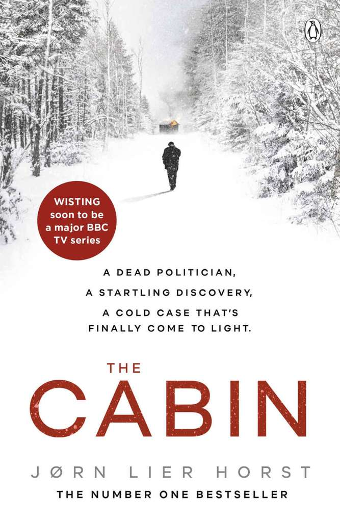 119° - The Cabin (The Cold Case Quartet Book 2) by Jorn Lier Horst - Kindle edition note 99p at Amazon