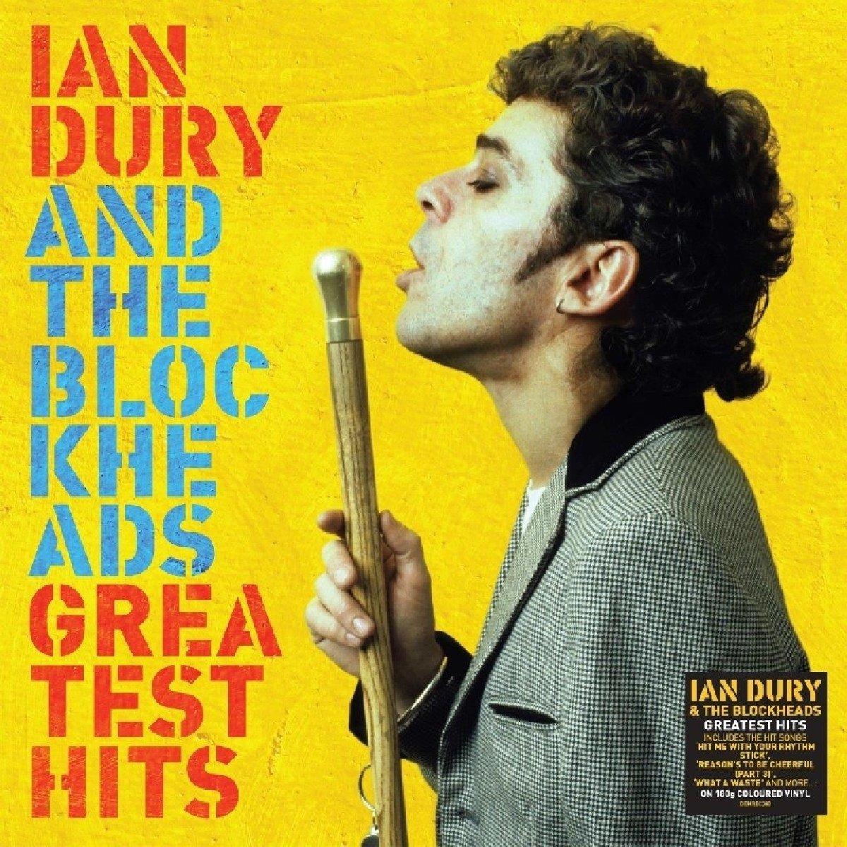 Ian Dury Amp The Blockheads Greatest Hits Vinyl Lp Now 163