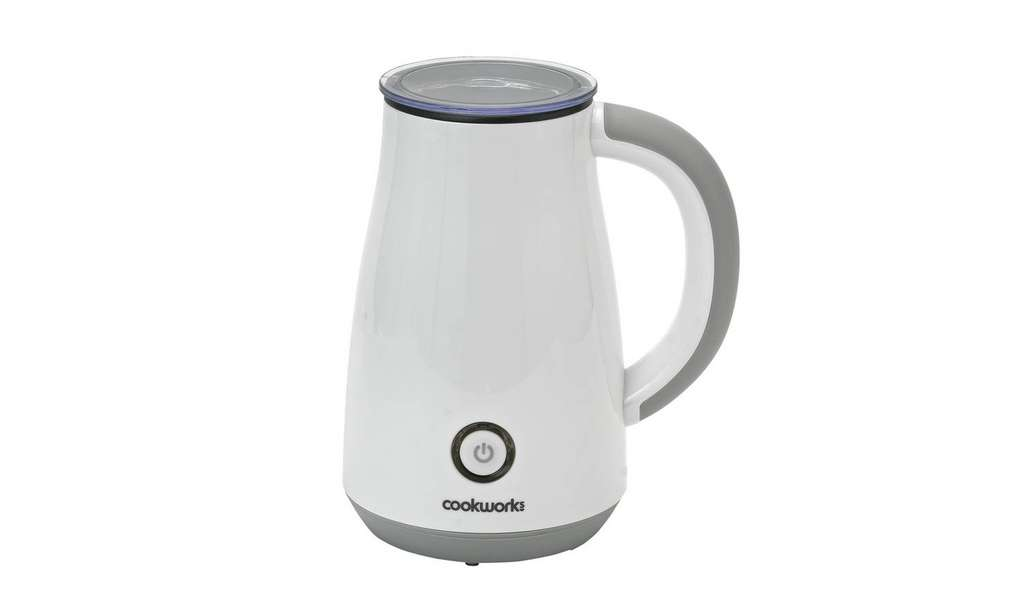 Electric Milk Frother At Argos For 1799 Hotukdeals