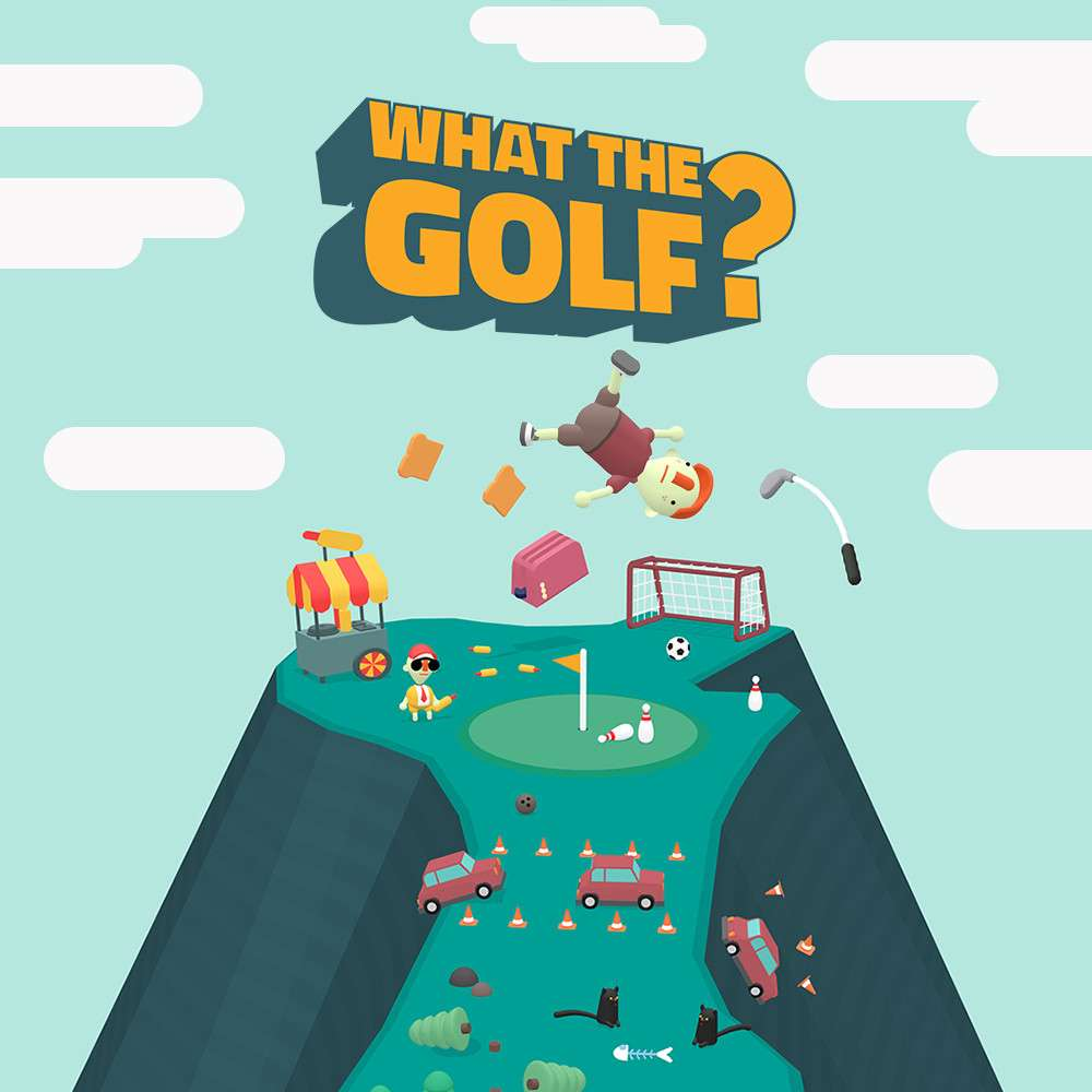 116° - What the Golf? on Switch £13.49 special pre-order price (£10.87 SA) @ Nintendo eShop
