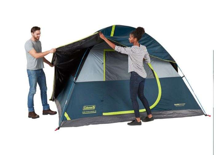 coleman sundome 6 tent costco
