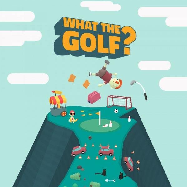 100° - What the golf £13.49 - Nintendo eshop
