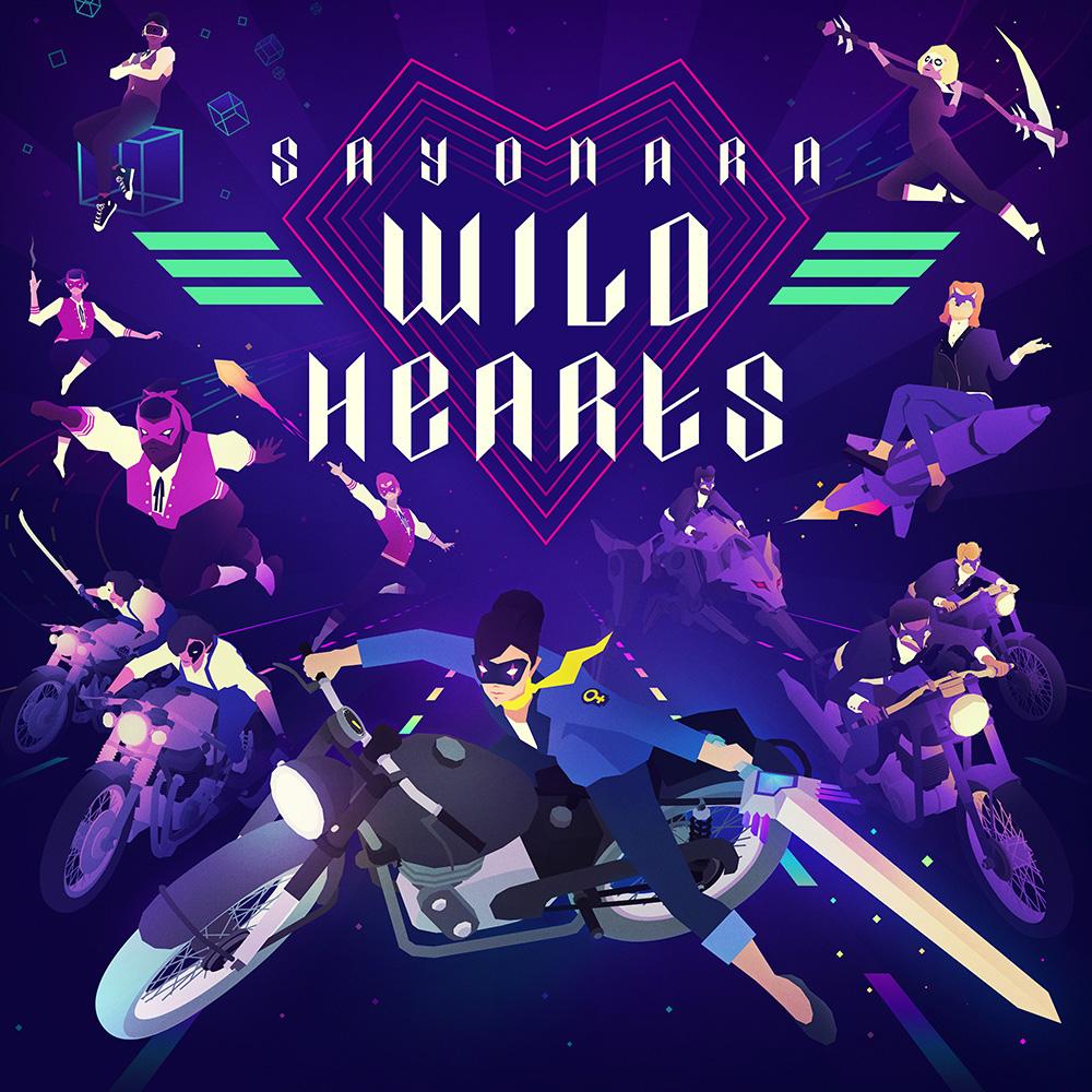 120° - Sayonara Wild Hearts [Nintendo Switch] £6.59 (£5.23 SA) @ Nintendo eShop