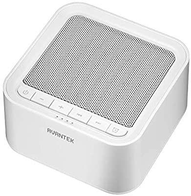 AVANTEK Sleep White Noise Machine - £23.99 (prime members ...