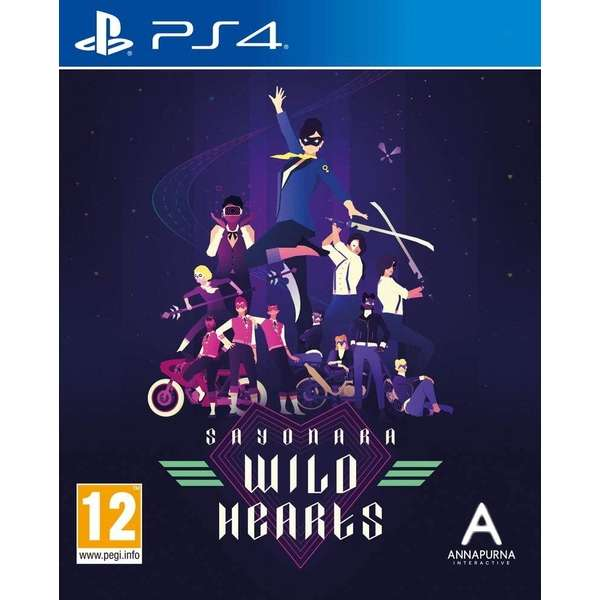 108° - PS4 Sayonara Wild Hearts - £14.99 delivered @ Simply Games