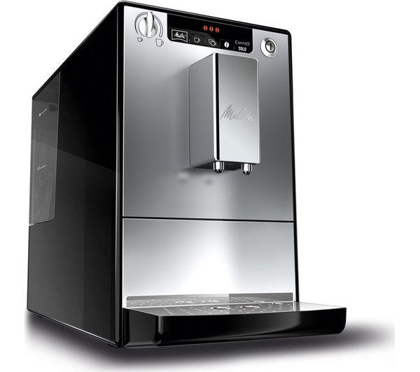 MELITTA Caffeo Solo E950-103 Bean to Cup Coffee Machine ...