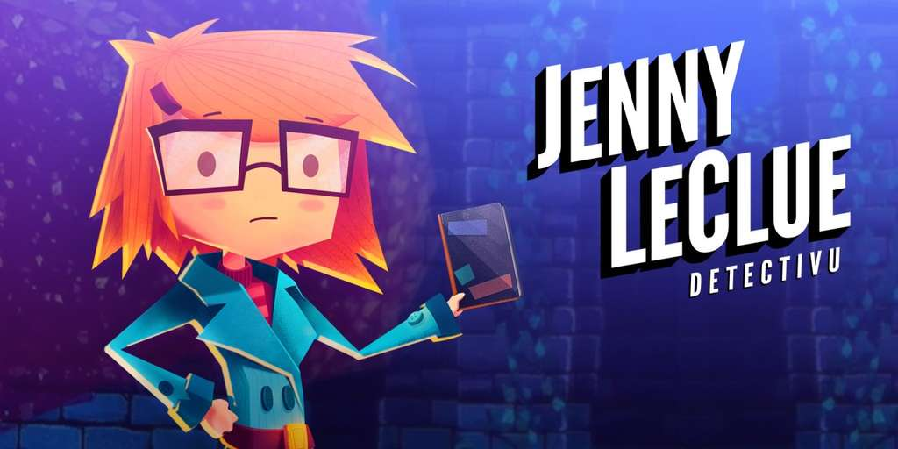 109° - Jenny LeClue Detectivu (Nintendo Switch) £2.99 at Nintendo eShop