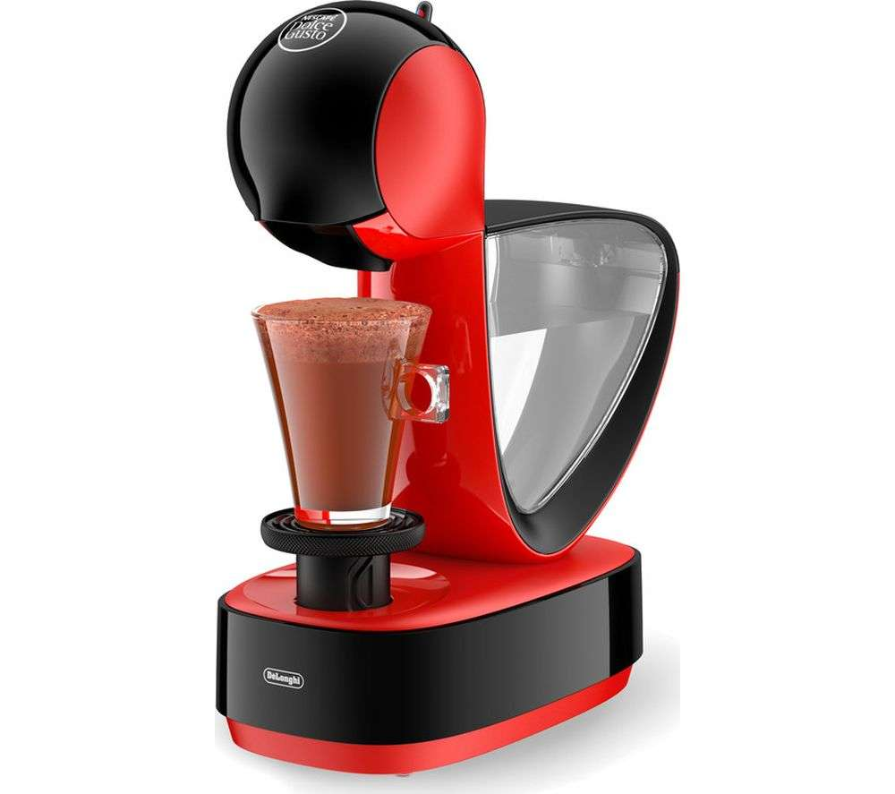 DOLCE GUSTO by De'Longhi Infinissima EDG260.R Coffee ...