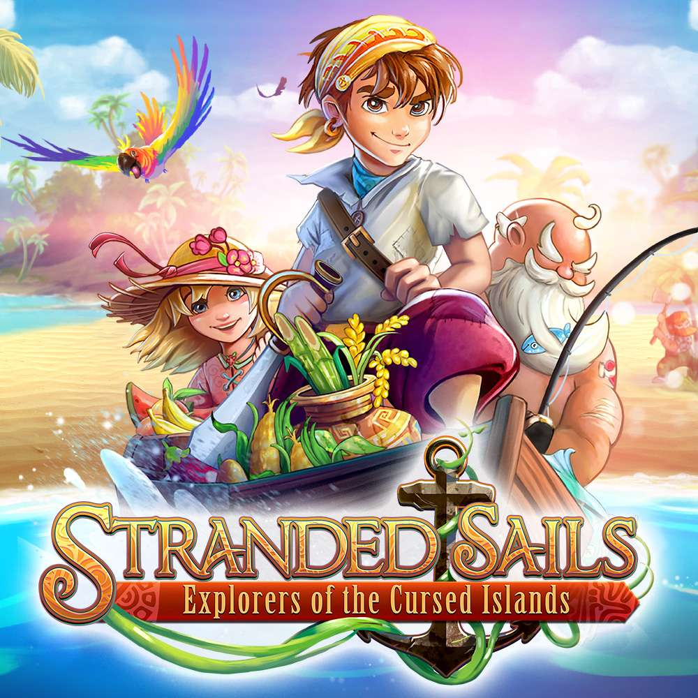 113° - Stranded Sails: Explorers of the Cursed Islands - Nintendo Switch (Digital) £7.99 @ Nintendo eShop