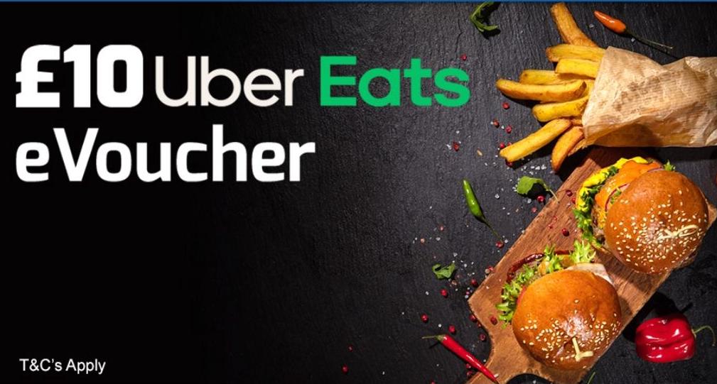 £10 uber eats voucher when you bet £10 at Betfred - hotukdeals