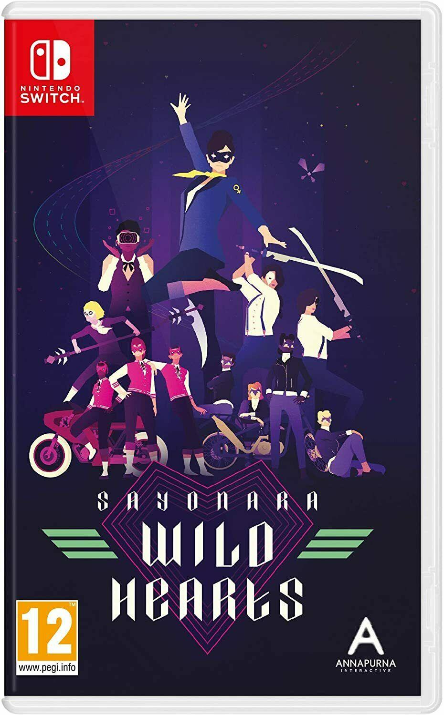 104° - Sayonara Wild Hearts Nintendo SWITCH NEW SEALED - £14.93 @ jurassic-gaming-uk eBay