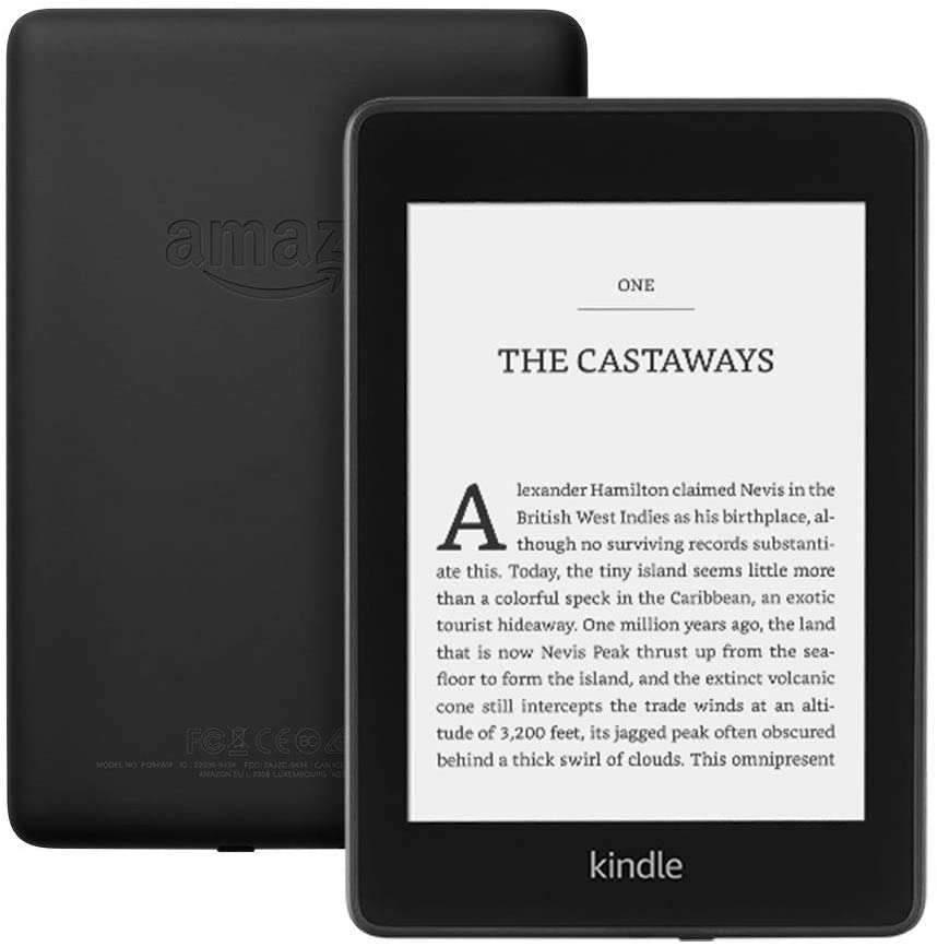 Kindle Paperwhite (10th generation with ads) £83.97 ...
