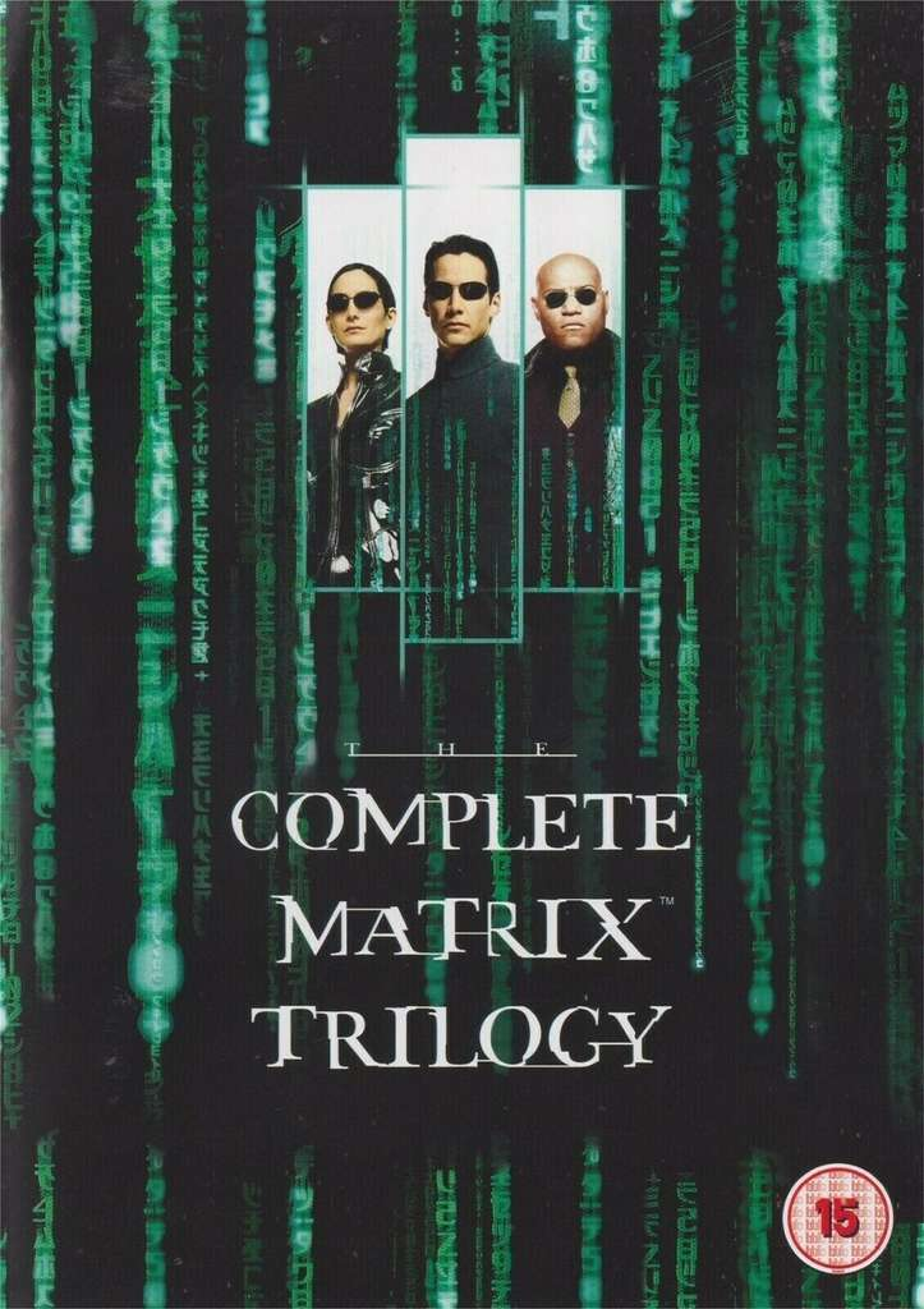 Matrix Trilogy - 3 Films Bundle in 4K (Stream via Apple TV) £9.99 @ iTunes Store - hotukdeals