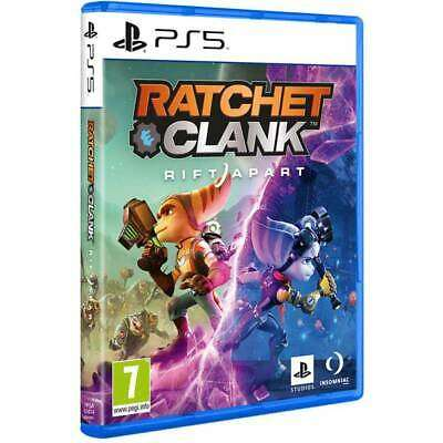 Ratchet and Clank Rift Apart (PS5) £55.08 Delivered using code @ Shopto via eBay - hotukdeals