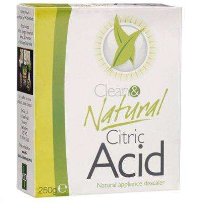 how to use citric acid for descaling