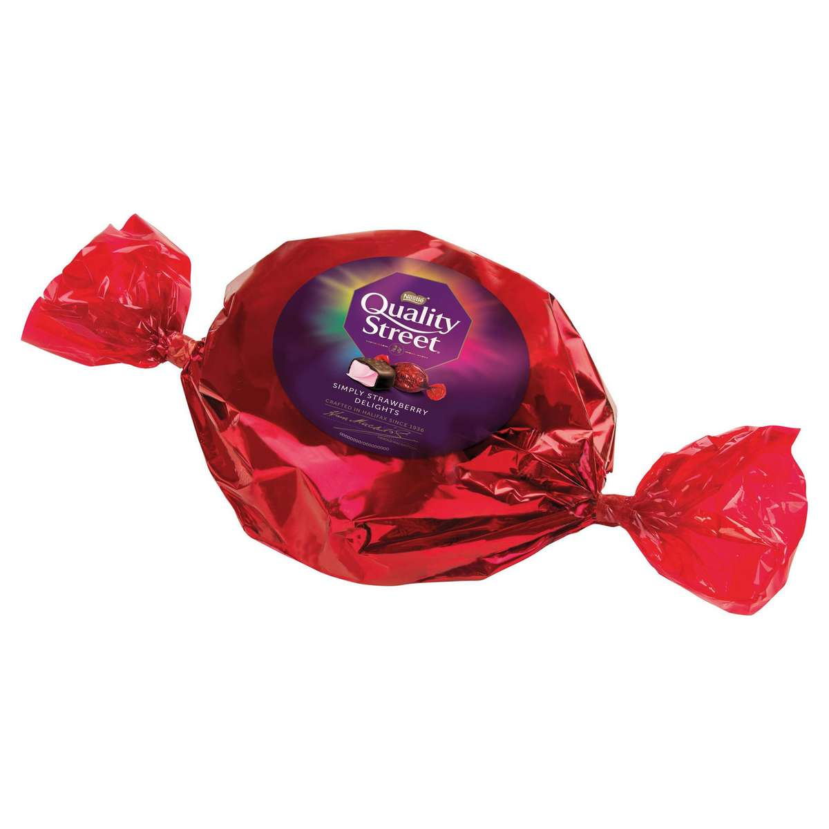 Quality Street Simply Strawberry Delights 385g Purely Purple
