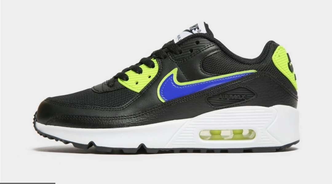 anfitriona Flojamente Papúa Nueva Guinea  Youth Nike Air Max 90 Trainers Now £39.99 Free delivery @ Schuh - hotukdeals